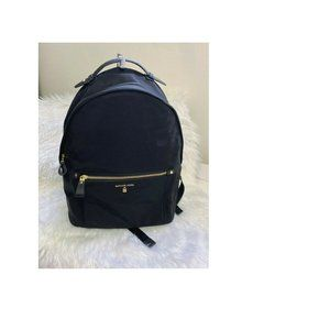 Michael Kors Nylon Kelsey Large (Brandy) Backpack